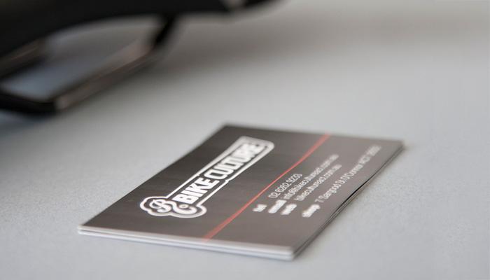 Business card-B
