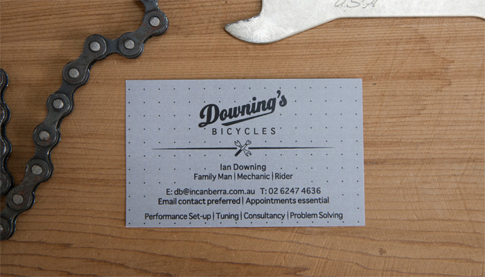 Business card-C